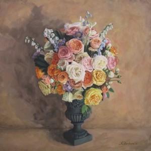 """""""Floral liaisons"""" <span style=""""font-size:30px; color:#c30000;"""">•</span>"""