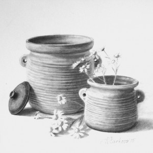 """Pots of luck I"""