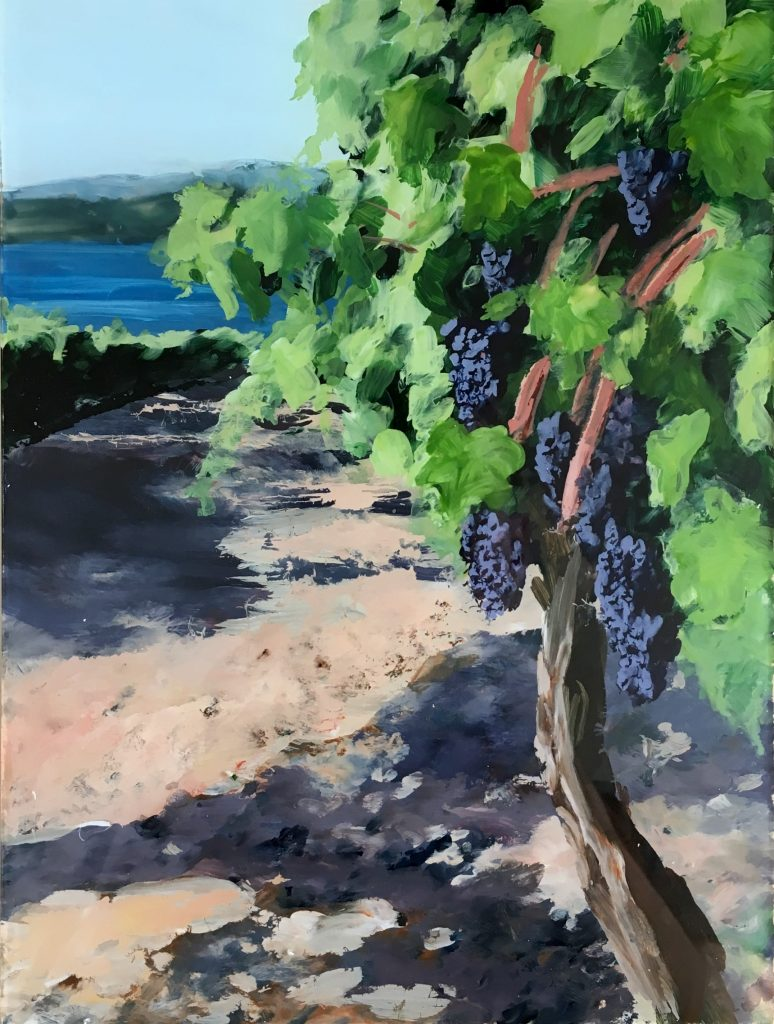 """""""Wine by the sea"""""""